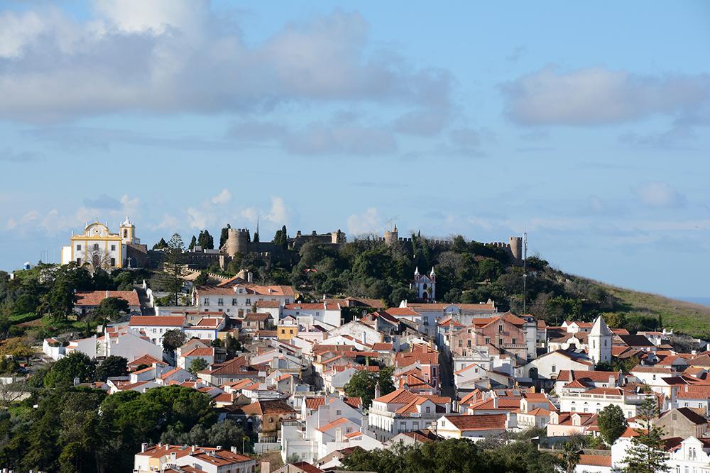 Vista de Santiago do Cacém